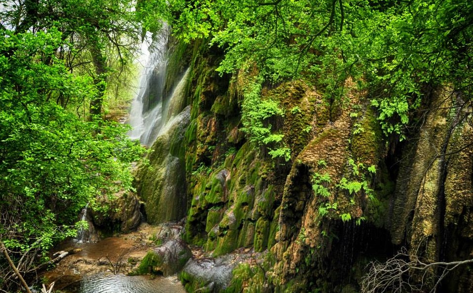 Navigating A Moderate Level Hike Into Gorman Falls