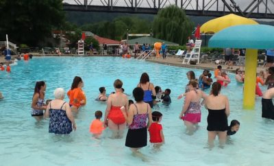 The World's Largest Swimming Lesson Taking Place at a YMCA Near You