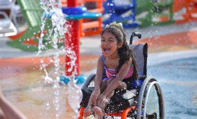 Fully Accessible Water Park Makes a Splash: First for Texas and the World