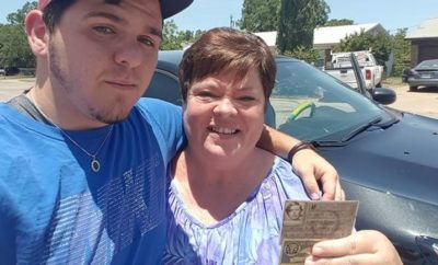 West Texas Fisherman Reels in a 45-Year-Old Wallet Belonging to Man From Abilene