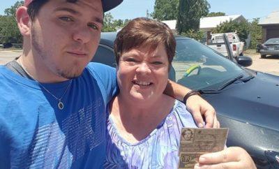 West Texas Fisherman Reels in a 45-Year-Old Wallet Belonging to Man From Abilene