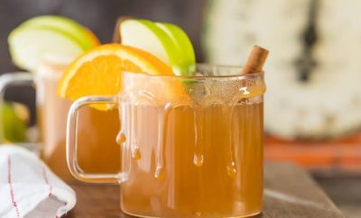 Caramel Apple Cider is the Most Delicious Fall Treat