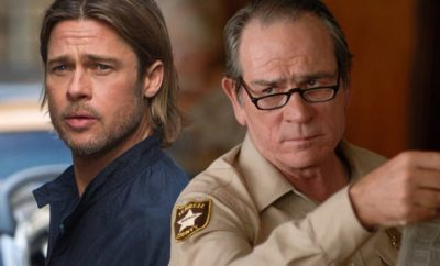 Tommy Lee Jones & Brad Pitt to Star in Futuristic Sci-Fi Drama