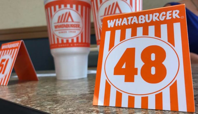 Whataburger Cash Drops Made By Two Houston Rappers Giving Back to the Community