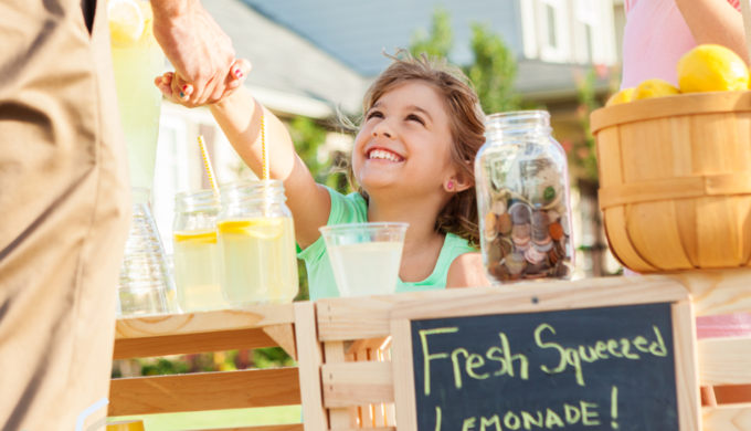 National Lemonade Day: Making a New Mindset Our of Lemons