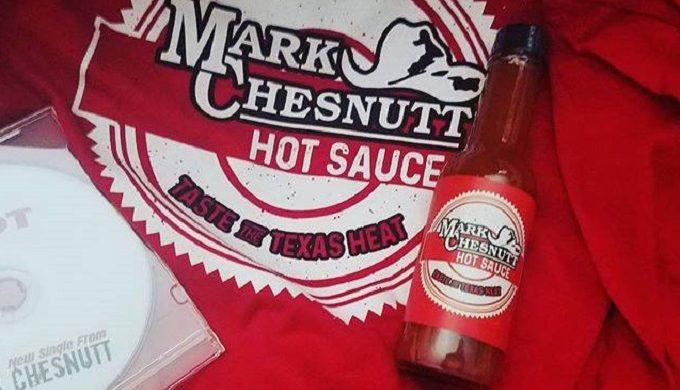 Mark Chesnutt's 'Hot' Country Music & Hot Sauce Go Hand-in-Hand