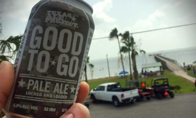 Purchasing Texas Ale Project's Good to Go Pale Ale Supports Veterans