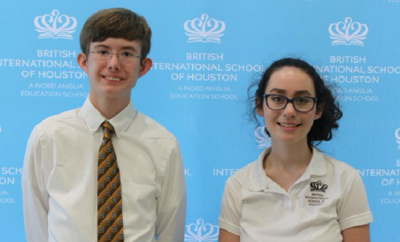 BISH Texas Students Take on Local Issues on A World-Wide Scale At UN