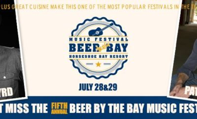 Beer by the Bay Music Festival