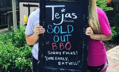 Tejas Chocolate Craftory Combines Savory & Sweet with Slow-Smoked Texas Barbecue