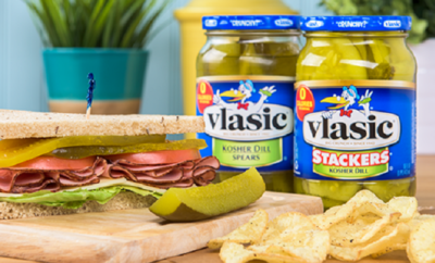 Vlasic is Making Pickle Chips From Real Pickles: Pucker Up!