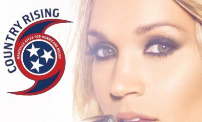 Country Rising Hurricane Benefit Planned for Nashville