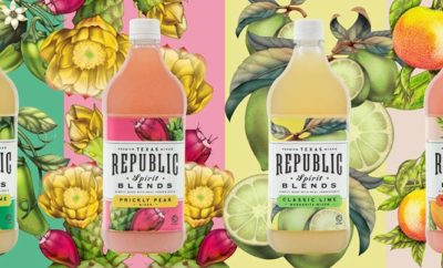 Texas-Made, Fresh, Fruity Cocktail Mixers Get New Look
