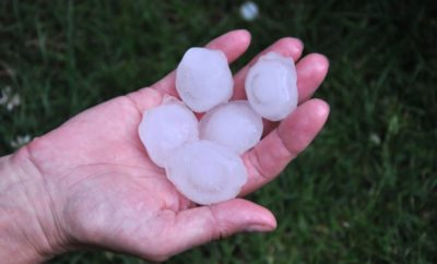 2016 Marks Record-Setting Hail-Related Insurance Claims in Texas