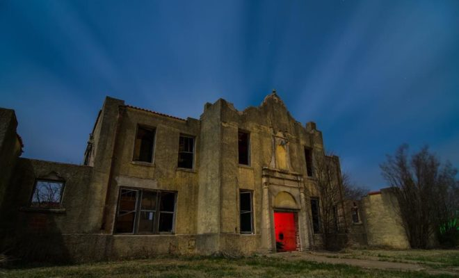 Left Behind: Tour the Creepiest Abandoned Places in Texas