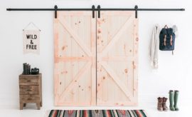 DIY Barn Door Hardware Kits are on Amazon & Folks Can't Get Enough