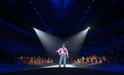 The Garth Brooks World Tour With Trisha Yearwood Comes to an Emotional End this Year