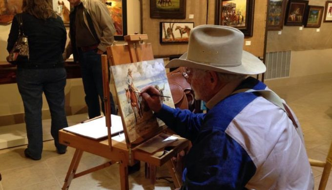 Western Trappings is the World-Class Western Art Show You've Got to See