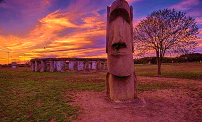 Ingram: A Unique Place in the Texas Hill Country Where Art Imitates Life