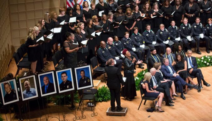 Tunnels to Towers Pays for Homes of 5 Fallen Dallas Officers