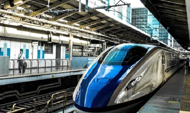 Houston Station Selection Made for the Texas Bullet Train Project