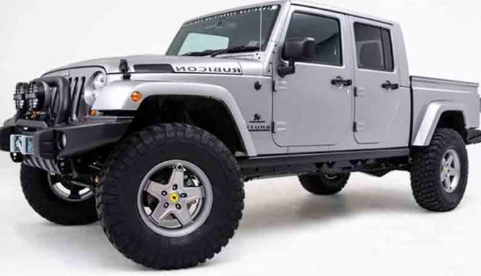 Confirmed: Jeep Wrangler Release for 2017!