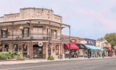 The Award-Winning Hill Country Mile was Named a Great Street in Texas