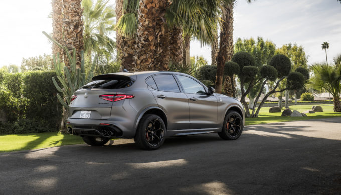 2019 Alfa Romeo Stelvio Quadrifoglio AWD Track or Road-Perfect Car