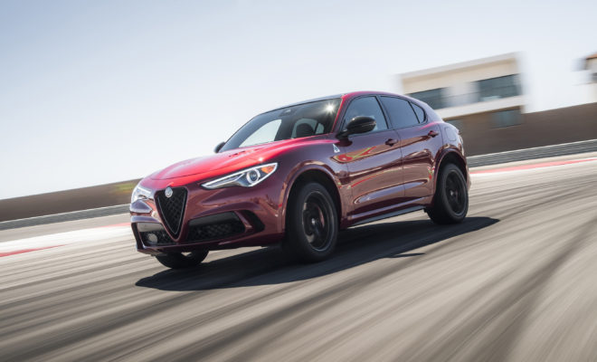 2019 Alfa Romeo Stelvio Quadrifoglio AWD Track or Road-Perfect Car