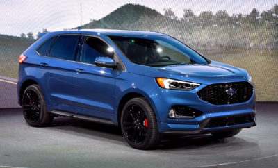 2019 Ford Edge: Fun to Drive in the City or Country