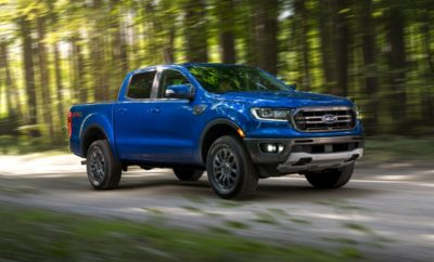 2019 Ford Ranger XLT Super Cab is a Dream to Drive