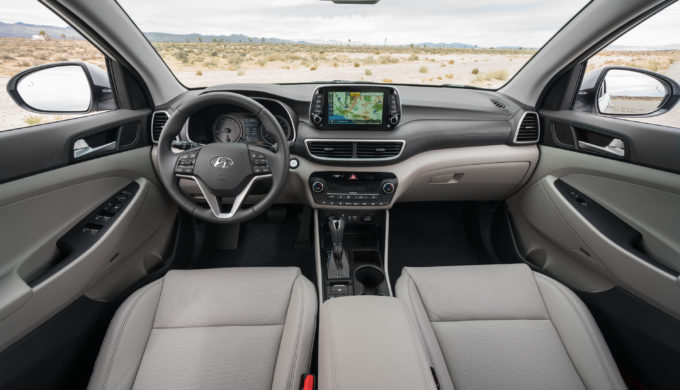 2019 Hyundai Tucson Ultimate Adds a Special New Oomph