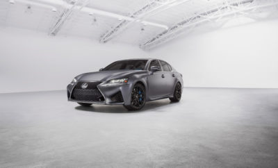 Get Behind the Wheel: 2019 Lexus GS F Special 10th-Anniversary Edition.