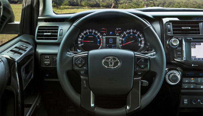2019 Toyota 4Runner: A Breeze to Drive on a Beautiful Tour of Texas