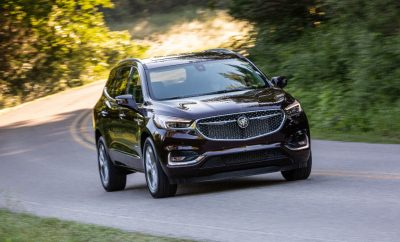 2020 Buick Enclave Avenir is a Fun Drive on a Texas Afternoon