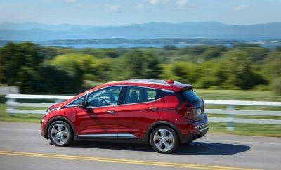 2020 Chevrolet Bolt EV Premier: Pure Electric Car