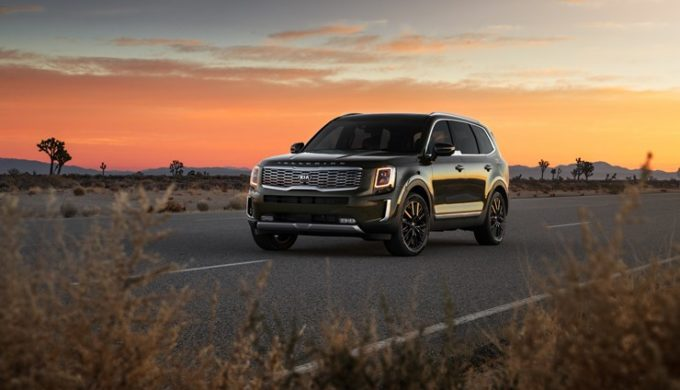 2020 Kia Telluride Wins Awards as a Top Off-Road SUV