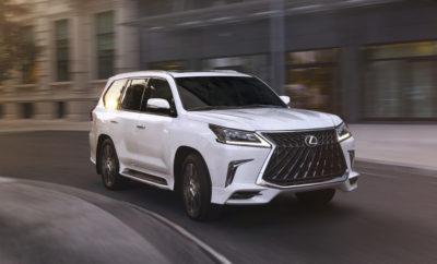 2020 LEXUS LX 570 SUV: Experience an Amazing Car