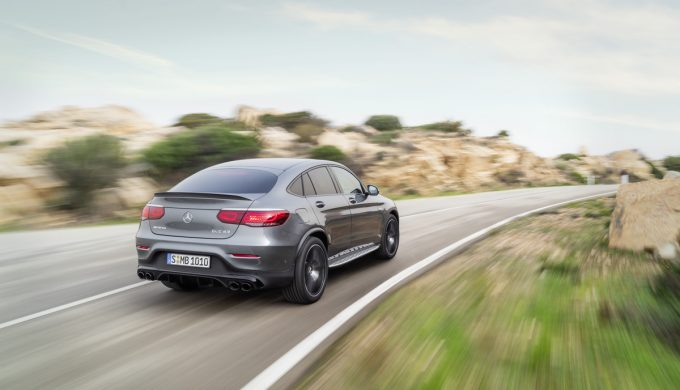 Mercedes AMG GLC 43 Coupe: Power, Performance, and Comfort