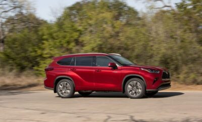 2020 Highlander Hybrid Platinum AWD: Luxurious SUV that Sips Gas