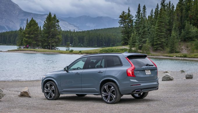 2020 Volvo XC90 is a Prime Example of Driving in the Lap of Luxury