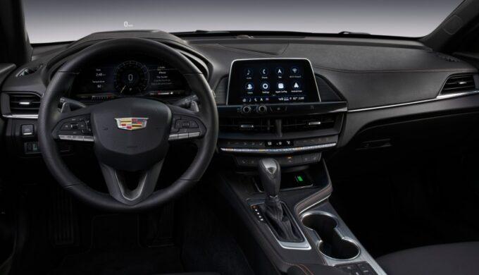 2021 Cadillac CT 4 Premium Luxury: Whisper Quiet