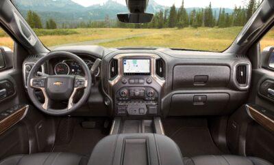 Take a Drive in a 2021 Chevy Silverado LT Crew 4 WD