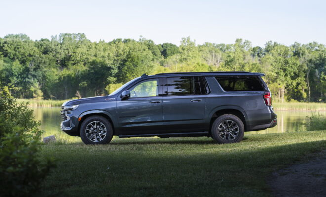 Chevrolet Suburban Brings Hollywood Star Home to Texas