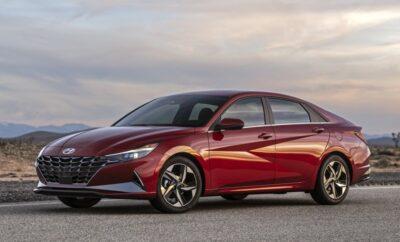 2021 Hyundai Elantra SEL: Take a Drive in Such a Smart Car!