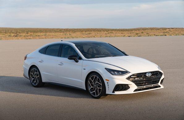2021 Hyundai Sonata N-Line: Leader in Styling and Handling
