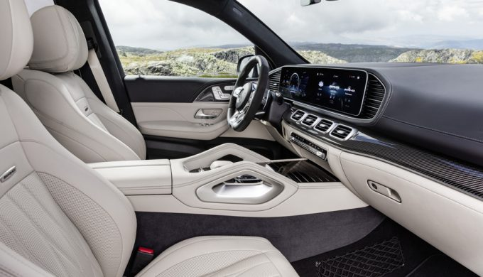 Drive the 2021 Mercedes AMG GLE 63 S: Unlimited Luxury