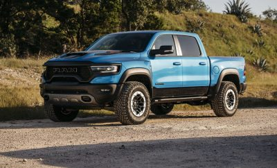 2021 Ram 1500 Named Truck of Texas: Take it for a Spin