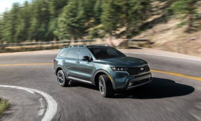 2021 Kia Sorento X-Line is Priced Right: Take it for a Spin