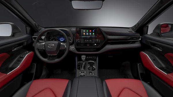 2021 Highlander XSE AWD: Roomy Interior, Impressive Leg Room
